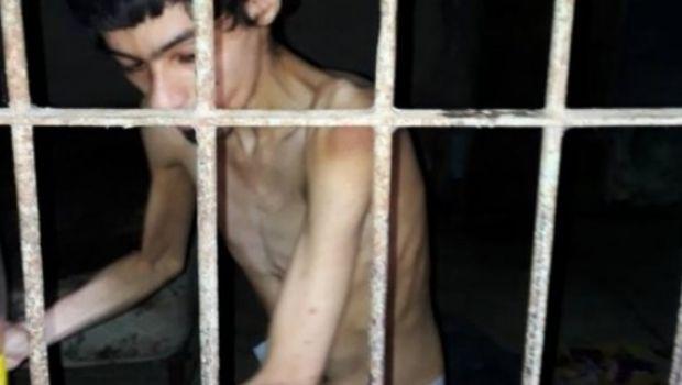 Mantenían encerrado y desnutrido a un joven discapacitado en Corrientes