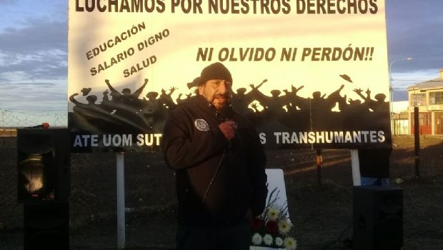 Víctor Choque fue recordado en un nuevo aniversario de su asesinato