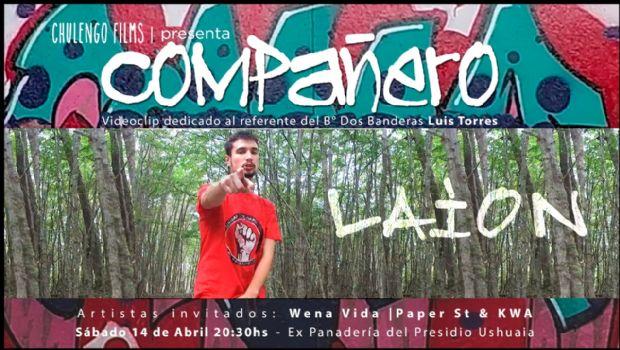 Presentarán video clip homenaje a Luis Torres
