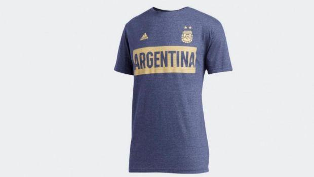 Así es la nueva camiseta de la Selección Nacional