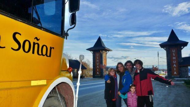 """""""Proyecto Meraki"""" llegó a Ushuaia"""