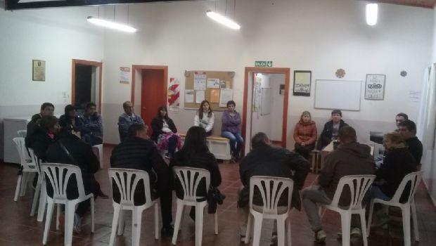 Vecinos de Chacra XI se organizan para solucionar problemas del barrio