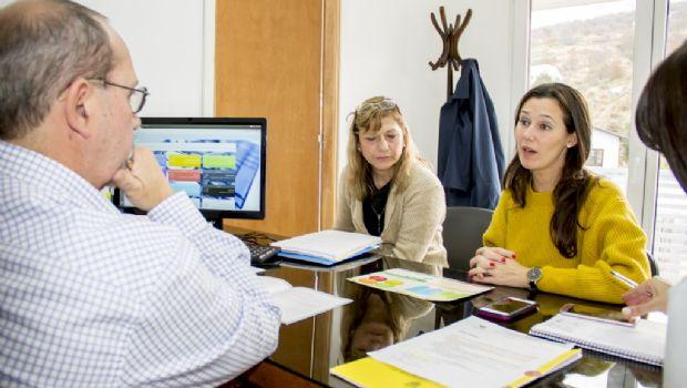 Ruckauf se reunió con referentes del programa nacional de Municipios Saludables