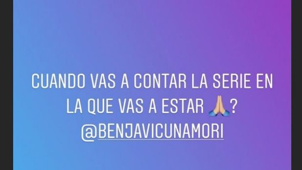 Benjamín Vicuña participaría en La casa de Papel 3