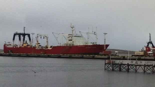 La actividad pesquera cayó un 17,5% en Ushuaia