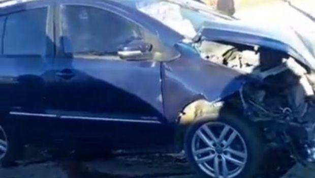 Menor sin registro ni seguro protagonizó terrible accidente en Río Grande