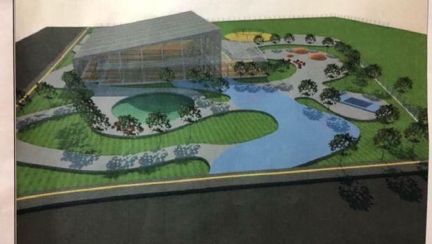 Firman contrato para construcción de complejo deportivo en Margen Sur