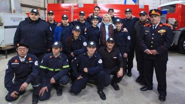 Presentan proyecto de reformas para garantizar seguridad social de bomberos voluntarios