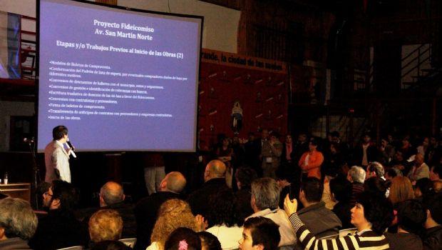 Municipio entregará primeros 100 terrenos del fideicomiso San Martín Norte
