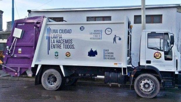 Este jueves no habrá recolección de residuos en Ushuaia