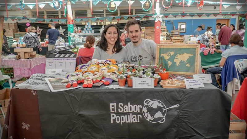 "El Documental ""El Sabor Popular"" prepara una serie de 5 videos"