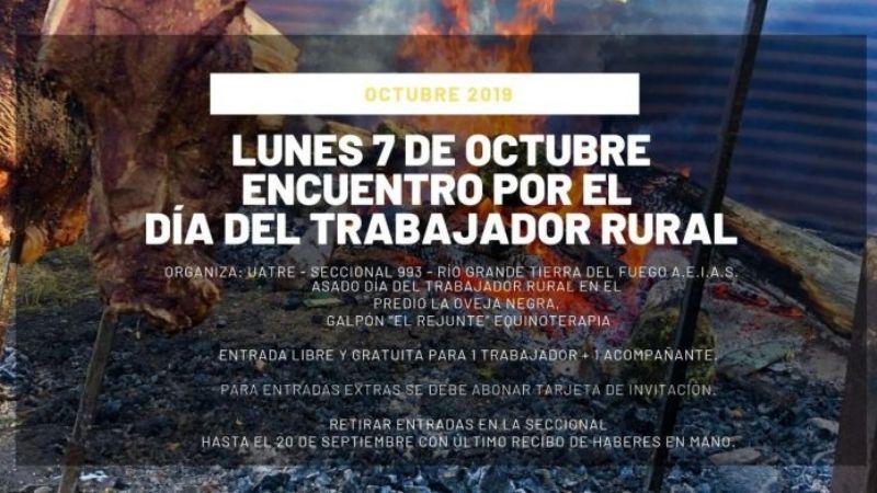 Conmemorarán En La Provincia El Día Del Trabajador Rural