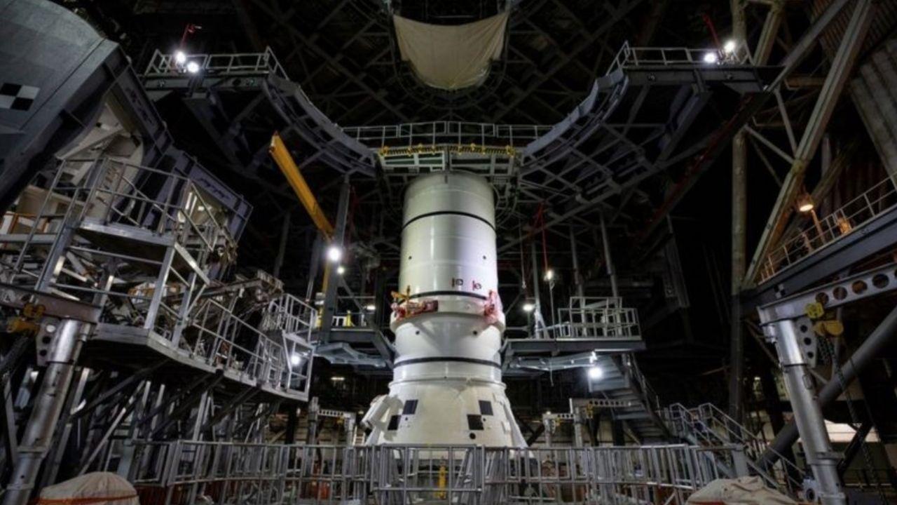 La NASA comenzó a fabricar un megacohete para volver a la Luna    Infofueguina