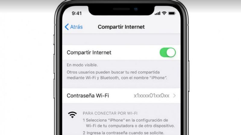 Un error en iOS 13 impide compartir internet desde los iPhone