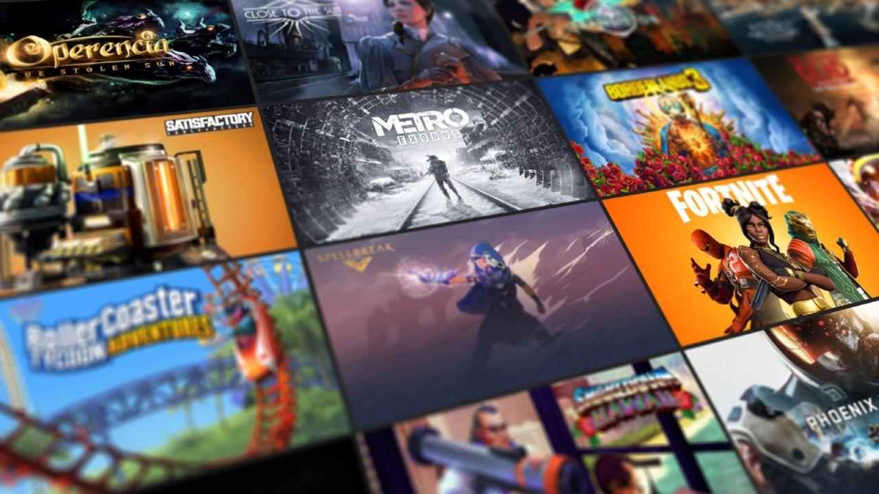 Se filtraron los 3 juegos que Epic Games regalará - Infofueguina - Tierra del Fuego