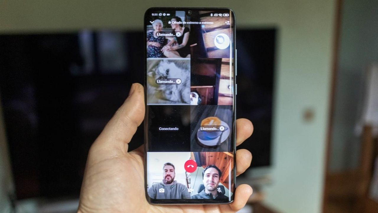 Truco WhatsApp: aprendé a mejorar la calidad de videollamadas grupales - Infofueguina - Tierra del Fuego