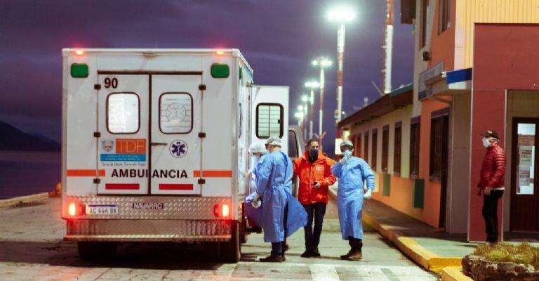 57 tripulantes de un pesquero dieron positivo por coronavirus — Ushuaia